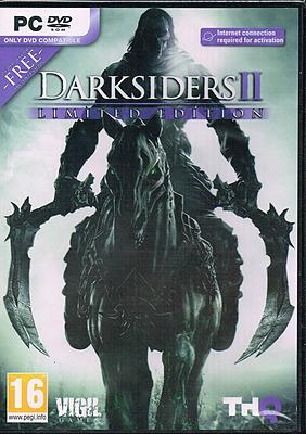 Einfach und sicher online bestellen: Darksiders 2 Limited Edition + DLC (Englisch) in Österreich kaufen.