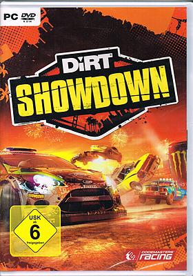 Einfach und sicher online bestellen: Dirt Showdown in Österreich kaufen.