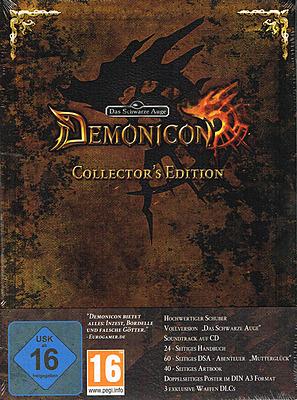 Einfach und sicher online bestellen: Das Schwarze Auge: Demonicon Collectors Edition in Österreich kaufen.