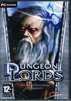 Einfach und sicher online bestellen: Dungeon Lords (Englisch) in Österreich kaufen.