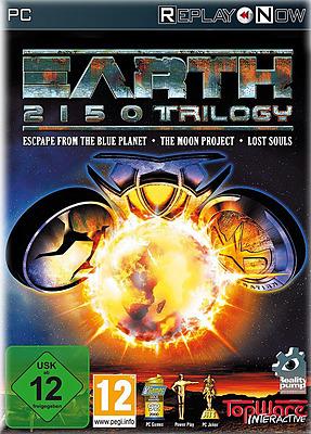 Einfach und sicher online bestellen: Earth 2150 Trilogy in Österreich kaufen.