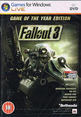 Einfach und sicher online bestellen: Fallout 3 Game of the Year Edition (Englisch) in Österreich kaufen.
