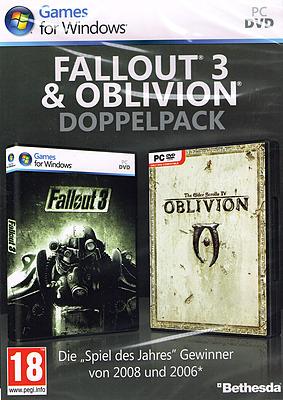 Einfach und sicher online bestellen: Fallout 3 & The Elder Scrolls 4: Oblivion (AT) in Österreich kaufen.