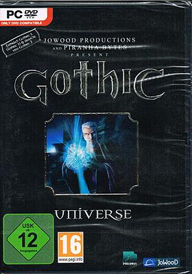 Einfach und sicher online bestellen: Gothic Universe in Österreich kaufen.