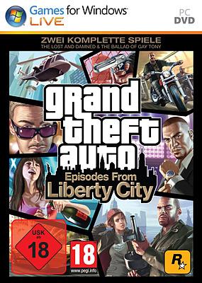 Einfach und sicher online bestellen: Grand Theft Auto: Episodes from Liberty City in Österreich kaufen.