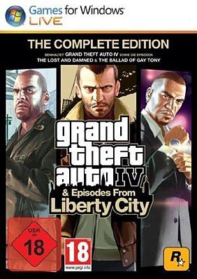 Einfach und sicher online bestellen: Grand Theft Auto IV Complete Edition in Österreich kaufen.