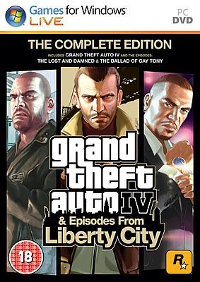 Einfach und sicher online bestellen: Grand Theft Auto IV Complete Edition (EU-Import) in Österreich kaufen.