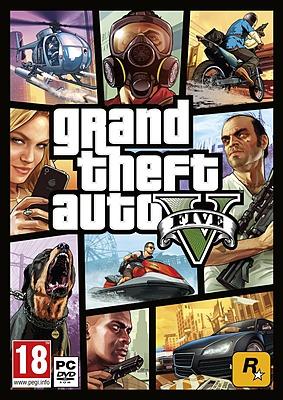 Einfach und sicher online bestellen: Grand Theft Auto V (PEGI) in Österreich kaufen.