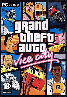 Einfach und sicher online bestellen: Grand Theft Auto: Vice City (Englisch) in Österreich kaufen.