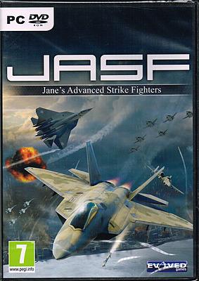 Einfach und sicher online bestellen: JASF - Janes Advanced Strike Fighters (AT-PEGI) in Österreich kaufen.