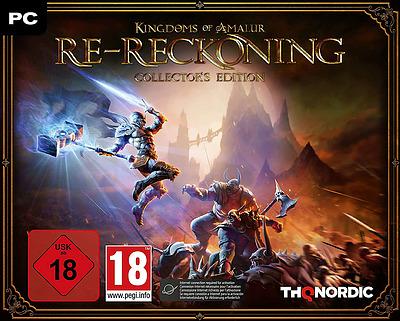 Einfach und sicher online bestellen: Kingdoms of Amalur: Reckoning (Englisch) in Österreich kaufen.