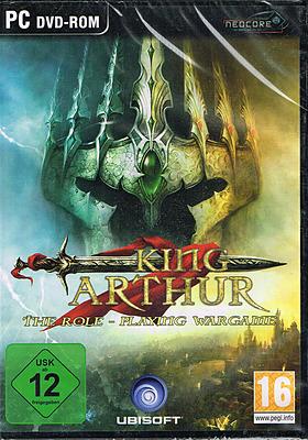 Einfach und sicher online bestellen: King Arthur: The Roleplaying Wargame in Österreich kaufen.
