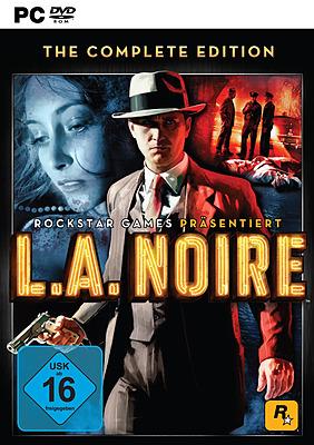 Einfach und sicher online bestellen: LA Noire The Complete Edition in Österreich kaufen.