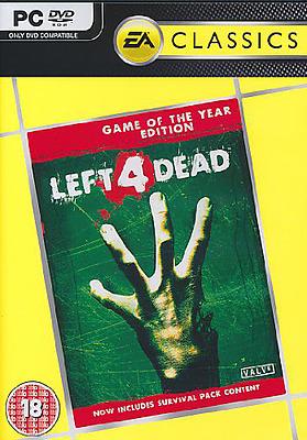 Einfach und sicher online bestellen: Left 4 Dead Game of the Year Edition (Englisch) in Österreich kaufen.