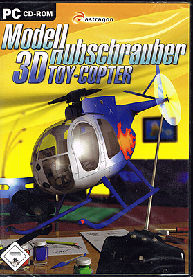 Einfach und sicher online bestellen: Modellhubschrauber 3D Toy Copter in Österreich kaufen.