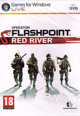 Einfach und sicher online bestellen: Operation Flashpoint: Red River (Englisch) in Österreich kaufen.