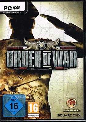 Einfach und sicher online bestellen: Order of War in Österreich kaufen.