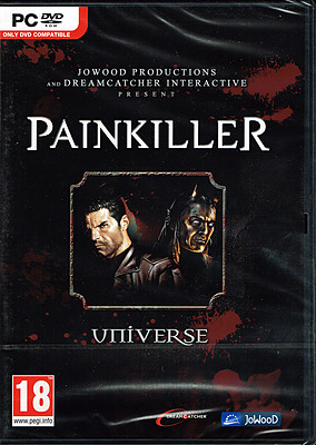 Einfach und sicher online bestellen: Painkiller Universe (Englisch) in Österreich kaufen.