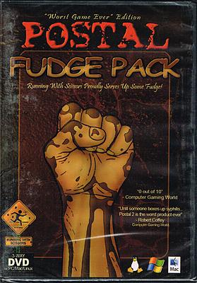 Einfach und sicher online bestellen: Postal Fudge Pack (US-Import) in Österreich kaufen.