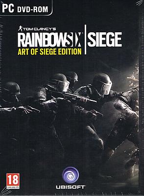 Einfach und sicher online bestellen: Tom Clancys Rainbow Six: Siege Collectors Ed. (AT) in Österreich kaufen.