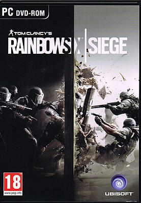 Einfach und sicher online bestellen: Tom Clancys Rainbow Six: Siege (AT-PEGI) in Österreich kaufen.