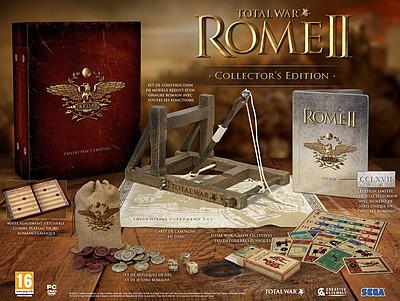 Einfach und sicher online bestellen: Total War: Rome 2 Collectors Edition (Englisch) in Österreich kaufen.