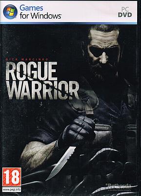Einfach und sicher online bestellen: Rogue Warrior (AT-PEGI) in Österreich kaufen.