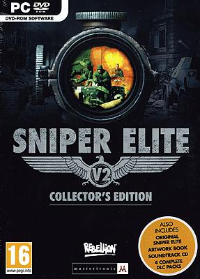 Einfach und sicher online bestellen: Sniper Elite V2 Collectors Edtion (Englisch) in Österreich kaufen.