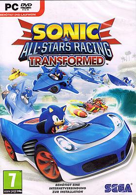 Einfach und sicher online bestellen: Sonic & SEGA All-Stars Racing Transformed (AT) in Österreich kaufen.