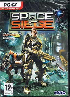 Einfach und sicher online bestellen: Space Siege (Englisch) in Österreich kaufen.