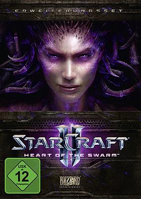 Einfach und sicher online bestellen: Starcraft 2: Heart of the Swarm - Zerg Kampagne in Österreich kaufen.