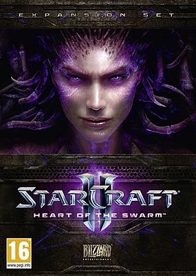 Einfach und sicher online bestellen: Starcraft 2: Heart of the Swarm (PEGI) in Österreich kaufen.