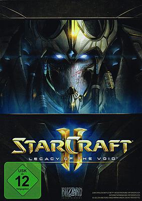Einfach und sicher online bestellen: Starcraft 2: Legacy of the Void in Österreich kaufen.
