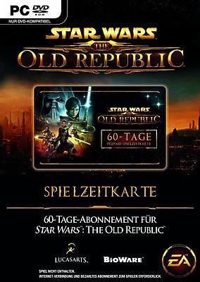 Einfach und sicher online bestellen: Star Wars: The Old Republic 60-Tage Gametime-Card in Österreich kaufen.