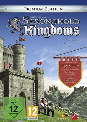 Einfach und sicher online bestellen: Stronghold Kingdoms Premium Edition in Österreich kaufen.
