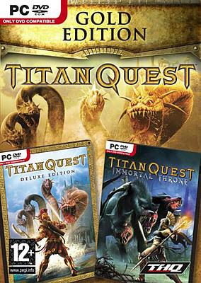 Einfach und sicher online bestellen: Titan Quest Gold Edition (EU-Import) in Österreich kaufen.