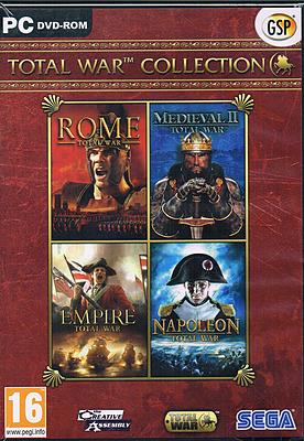 Einfach und sicher online bestellen: Total War Collection (Englisch) in Österreich kaufen.