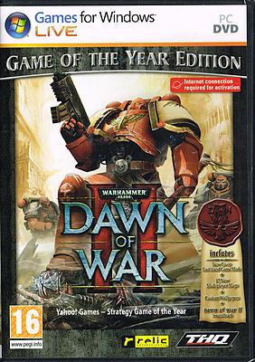 Einfach und sicher online bestellen: Warhammer 40.000: Dawn of War 2 GotY Edition (EU) in Österreich kaufen.