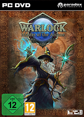 Einfach und sicher online bestellen: Warlock: Masters of the Arcane in Österreich kaufen.