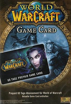Einfach und sicher online bestellen: World of Warcraft Gametime Card in Österreich kaufen.