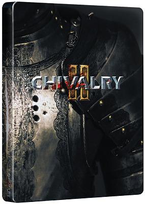 Einfach und sicher online bestellen: Chivalry 2 Steelbook Edition + 4 Boni in Österreich kaufen.