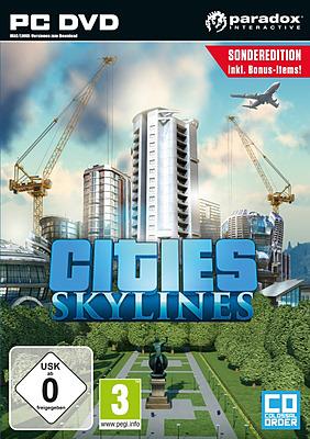 Einfach und sicher online bestellen: Cities Skylines Sonderedition in Österreich kaufen.
