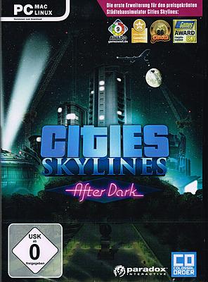 Einfach und sicher online bestellen: Cities Skylines After Dark in Österreich kaufen.