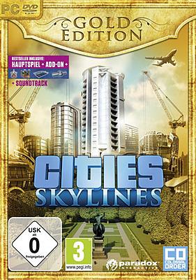 Einfach und sicher online bestellen: Cities Skylines Platin Edition in Österreich kaufen.