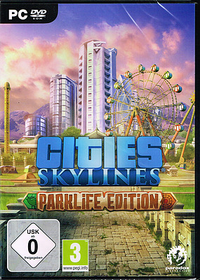 Einfach und sicher online bestellen: Cities Skylines Parklife Edition in Österreich kaufen.