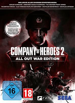 Einfach und sicher online bestellen: Company of Heroes 2: All Out War Edition in Österreich kaufen.