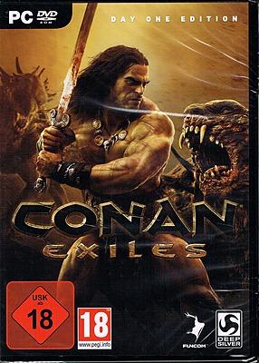 Einfach und sicher online bestellen: Conan Exiles Day One Edition in Österreich kaufen.