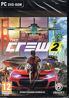Einfach und sicher online bestellen: The Crew 2 (AT-PEGI) in Österreich kaufen.