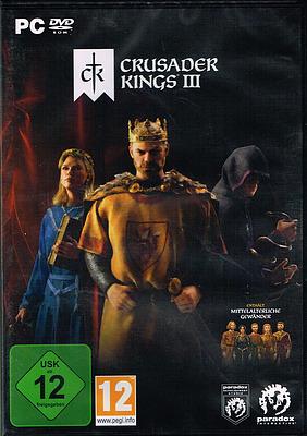 Einfach und sicher online bestellen: Crusader Kings III in Österreich kaufen.