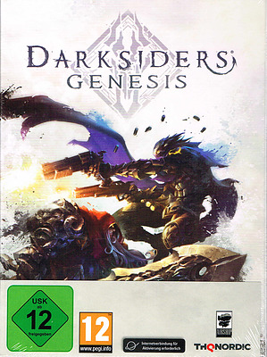 Einfach und sicher online bestellen: Darksiders: Genesis in Österreich kaufen.